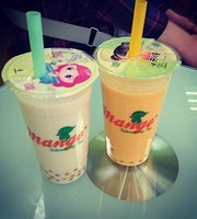Mango tea shop