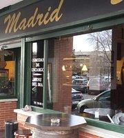 Cafe El Viejo Madrid