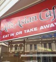 Ali's Asian Cafe