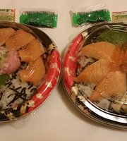 Seafood Donburi Ginhachidon Ginza