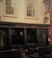 Hastings arms