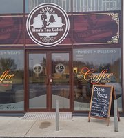 Tina's Tea Cakes Coffee House