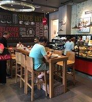 Raffles City Costa Coffee