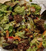 Salaid Chopped Salads and Choprolls!