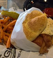Flatire Burgers