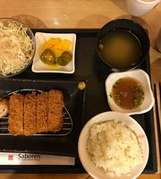 Saboten Pork Cutlet