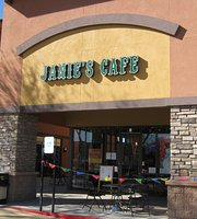Janie's Burrito Cafe