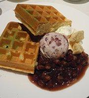 Café Granche sweets maison Oomaru Umeda