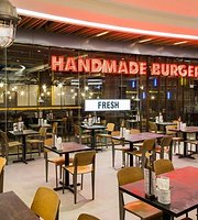 Handmade Burger co East Kilbride