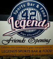Legends 42 Sports Restaurant
