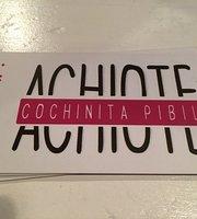 Achiote Cochinita Pibil