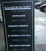 Conservatory Underground Beer Garden & Food Hall