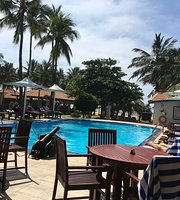 Paradise Beach Hotel Restaurant