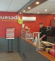 Quesada, Burritos & Tacos
