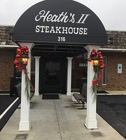 Heath's II Steakhouse
