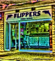 Flippers Fish Bar