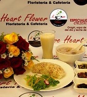Floreria cafeteria Love Heart Flawer