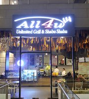 All 4 U Unlimited Grill & Shabu Shabu