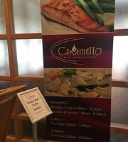 Kingsgate Marriott Conference Center Caminetto Restaurant