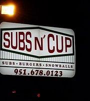 Subs N Cup