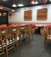 Five Guys Burgers and Fries