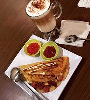 Groovera Crepes & Coffee