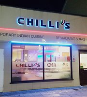 ‪CHILLI'S Contemporary Indian Restaurants‬
