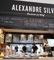 Alexandre Silva no Mercado