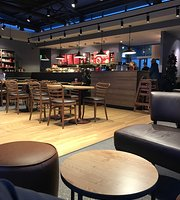 Starbucks Stansted Drive Thru