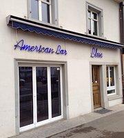 Blue American Bar