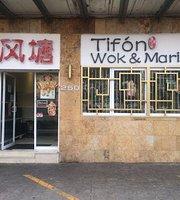 Tifón Wok & Marisco
