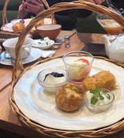 Afternoon Tea Tea Room Tenmanya Okayama