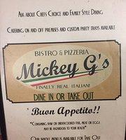 Mickey G's Bistro