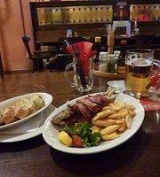 Original pub Budvarka