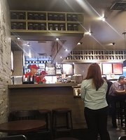 Starbucks - China Bank Bldg. - Villar