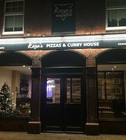 Razas Pizza and Curry House