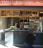 Ticha Kavarna-first Prague deaf cafe