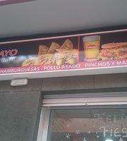 El Rayo - Arepas Cafe