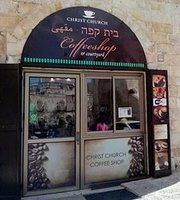 Christ Church Cafe Jerusalem