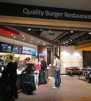Quick Quality Burger Restaurant