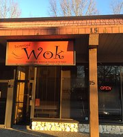 Seasoned Wok