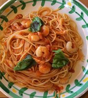 Spaghetti and Pizza Jolly Pasta