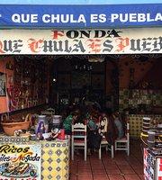 Fonda Que Chula Es Puebla