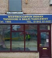 Westhoughton Indian Tandoori Takeaway