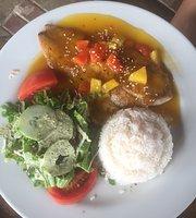 Restaurante La Casona, Uvita Costa Rica.