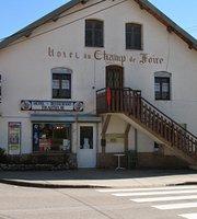 Restaurant - Le Champ De Foire
