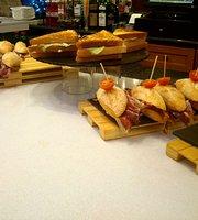 Cafetería Irrintzi