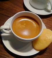 QV Coffee & Madeleines