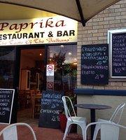 Paprika Macedonian European Cuisine