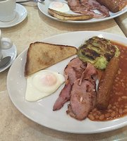 Big breakfast Foresthill